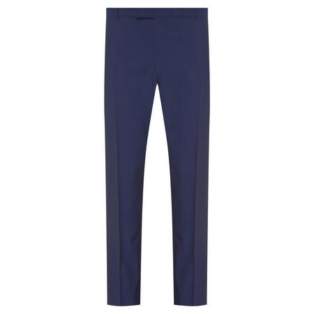 L-Mercer Suit Trousers Blue