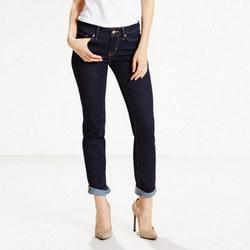 712 Lone Wolf Slim Jeans Navy