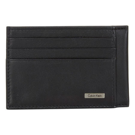 Rail Cardholder Black