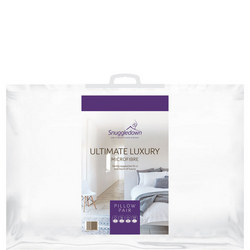 Ultimate Luxury Microfibre Blend Pillow Pair