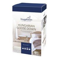 Hungarian Goose Down Duvet 13.5 Tog