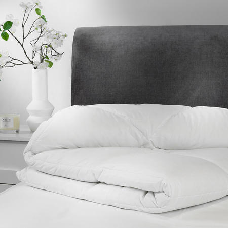 Goose Feather and Down Duvet 13.5 Tog