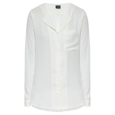 Dynella Long Sleeve Shirt White
