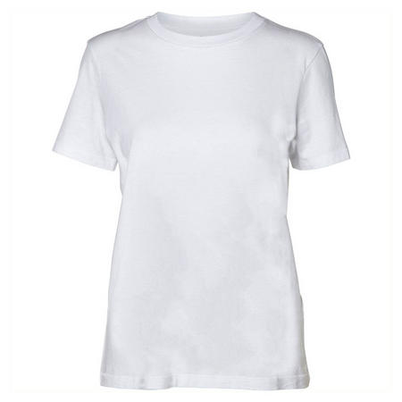 Pima Cotton T-Shirt White