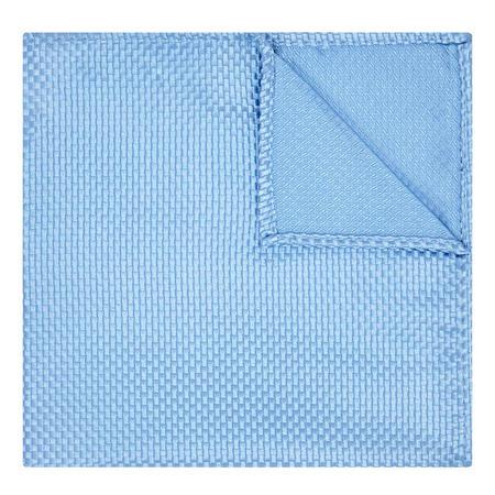 Tresan Pocket Square Blue