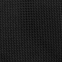 Silk Textured Tie Black