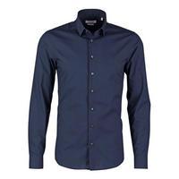 Bari Slim Fit Shirt Navy