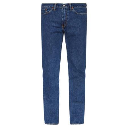 514 Slim Straight Fit Jeans Mid Blue Wash