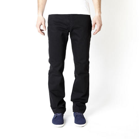 514 Slim Straight Fit Jeans Black