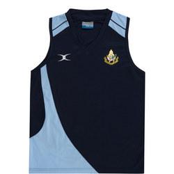 Athletic Vest Blue