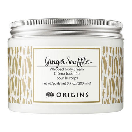 Ginger Souffle Whipped Body Cream