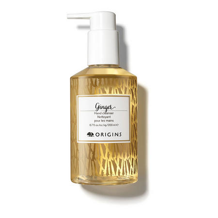 Ginger Hand Cleanser
