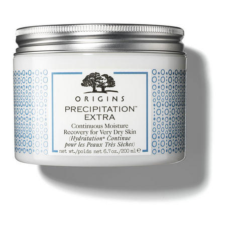 Precipitation Extra Continuous Moisture Recovery for Very Dry Skin