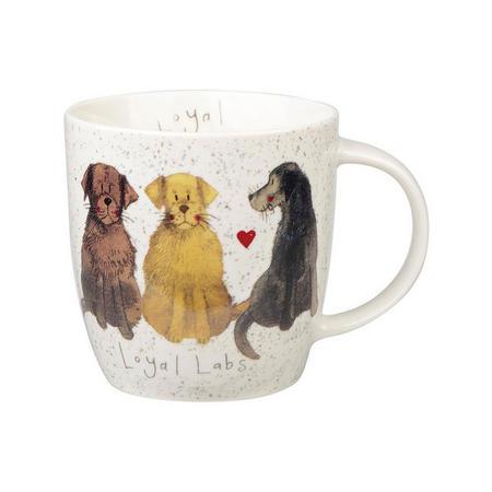Labrador Mug Multicolour