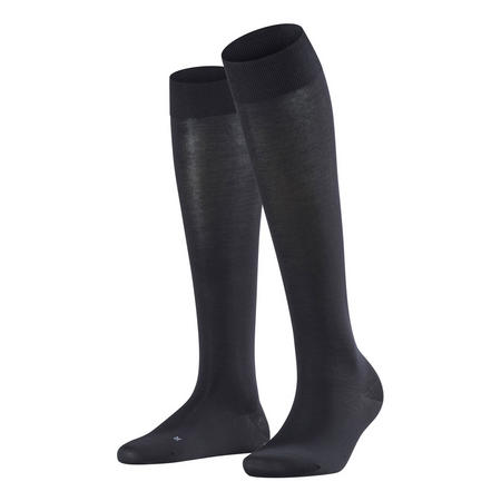 Leg Vitalizer Knee High Socks Black