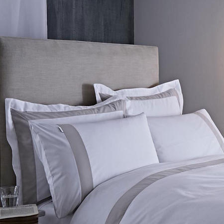 Tailored Oxford Pillowcase Natural