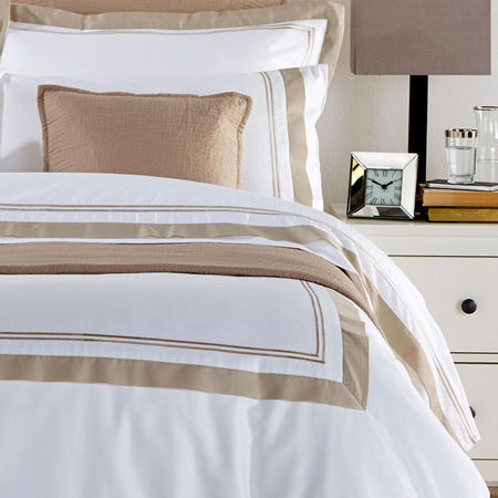 Coniston Fitted Sheet Linen