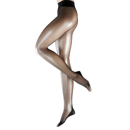 High Heel Tights Black