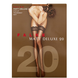 Matt Deluxe 20 Denier Stay-Ups Tan