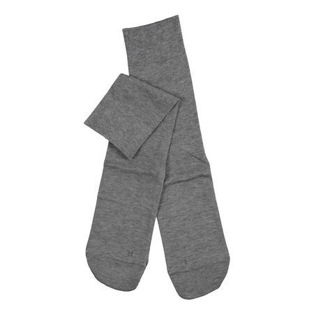 Sensitive Malaga Ankle Socks Light Grey
