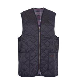 Quilted Jacket liner Black