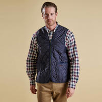 Quilted Jacket Liner Blue