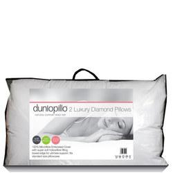 Diamond Luxury Ultimate Support Pillow Pair