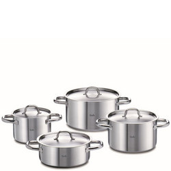 Family Line 4-Piece Saucepan Set