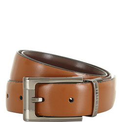Crafti Reversible Belt Brown