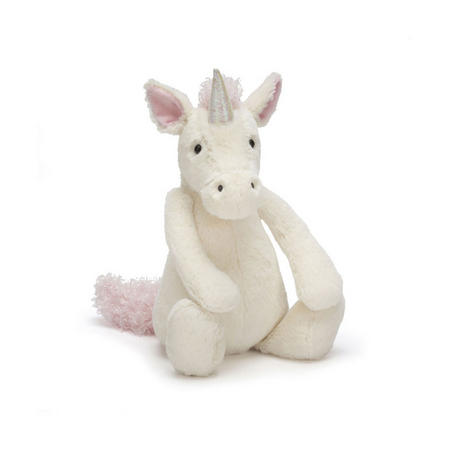 Bashful Unicorn 31cm White