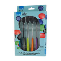 Eclat 6 Piece Latte Spoons Set