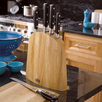 V Sabatier 5 Piece Knife Block