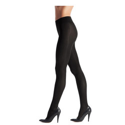 Satin 60 Opaque Tights Black