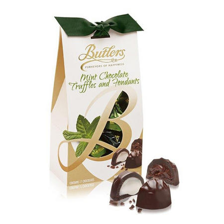 Mint Chocolate Truffles & Fondants, 170g