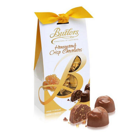 Honeycomb Crisp Chocolates, 170g