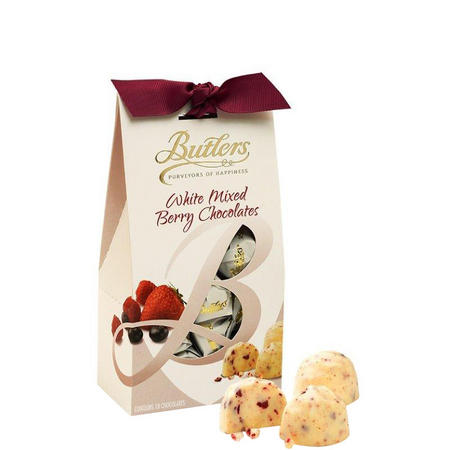 Whtie Mixed Berry Chocoates, 170g