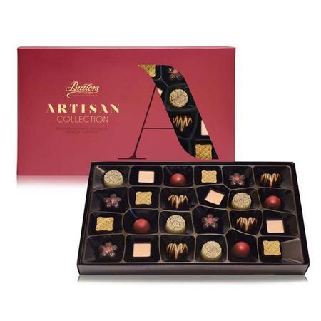 Artisan Collection Box of 24 Chocolates