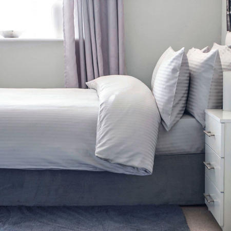 Hotel Suite Platinum Fitted Sheet
