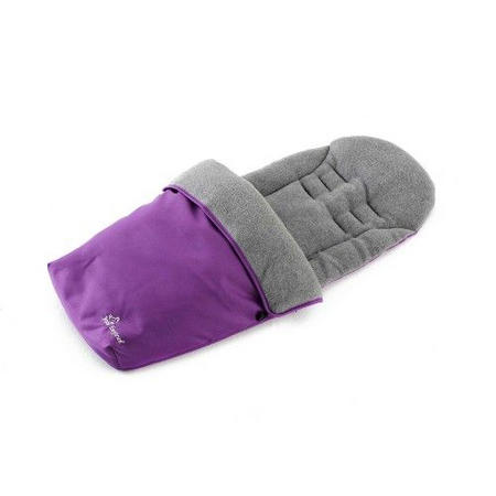Buggy Footmuff Purple