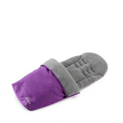 Buggy Footmuff Purple