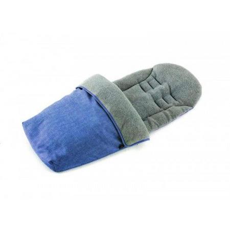 Buggy Footmuff Blue