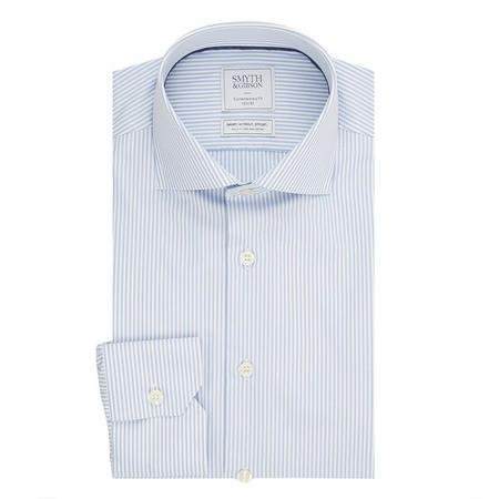 Bengal Stripe Shirt Blue