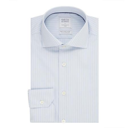 Striped Shirt Blue