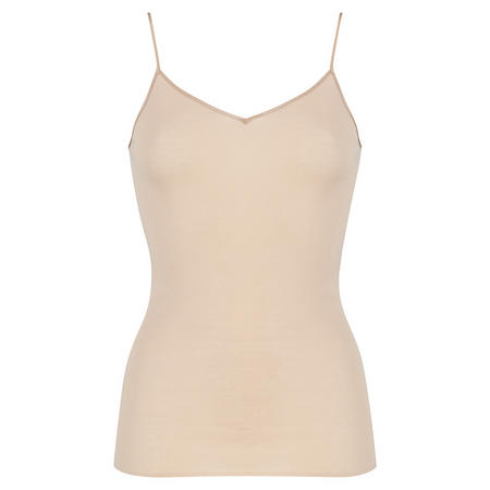 Cotton Seamless Camisole Top Skin