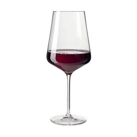 Puccini Red Wine Set Of 6 Clear