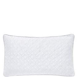 Merton Cushion White 30 x 50cm