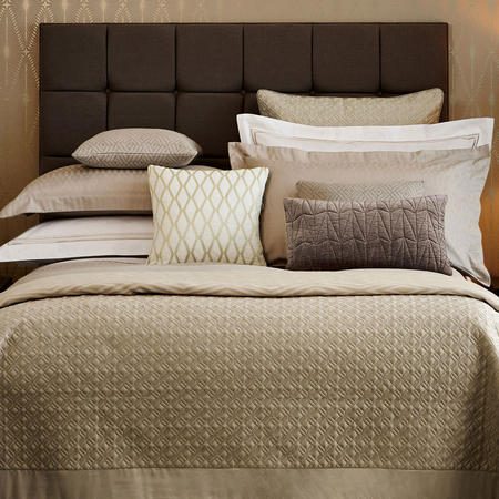 Kilburn Oxford Pillowcase Stone