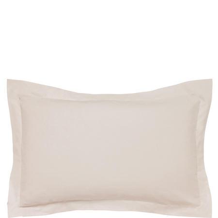 300 Thread Count Cotton Sateen Oxford Pillowcase Atone