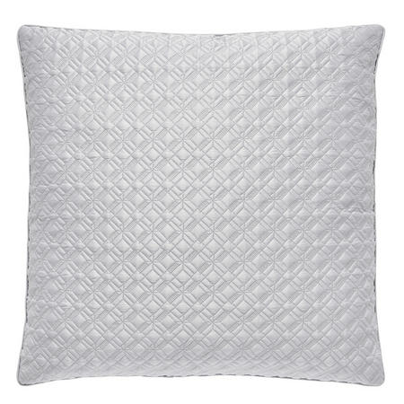 Merton Cushion Cover Silver