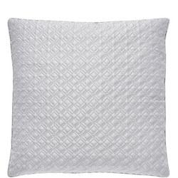 Merton Cushion Cover Silver 65 x 65cm